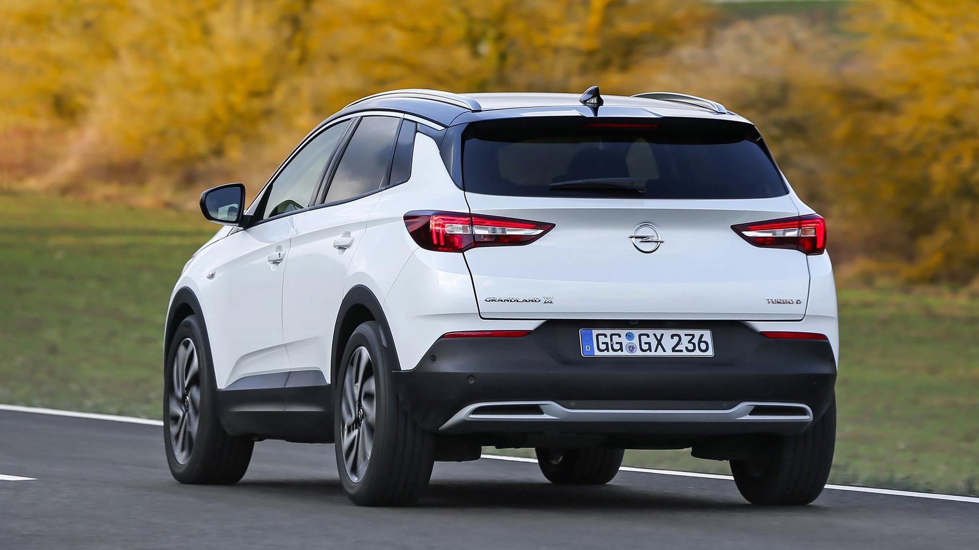 Opel Mokka 2018 >> Opel Grandland X Ultimate (2018) - Galerie prasowe - Galeria • AutoCentrum.pl