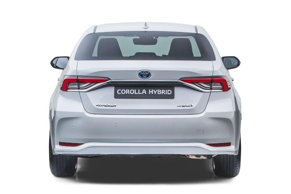 Toyota Corolla sedan (2019) - Galerie prasowe - Galeria ...