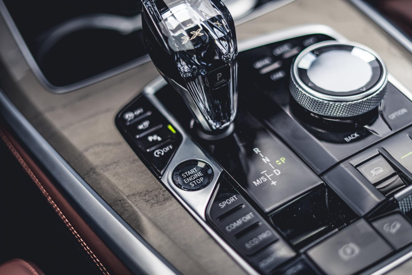 skrzynia biegów BMW X5