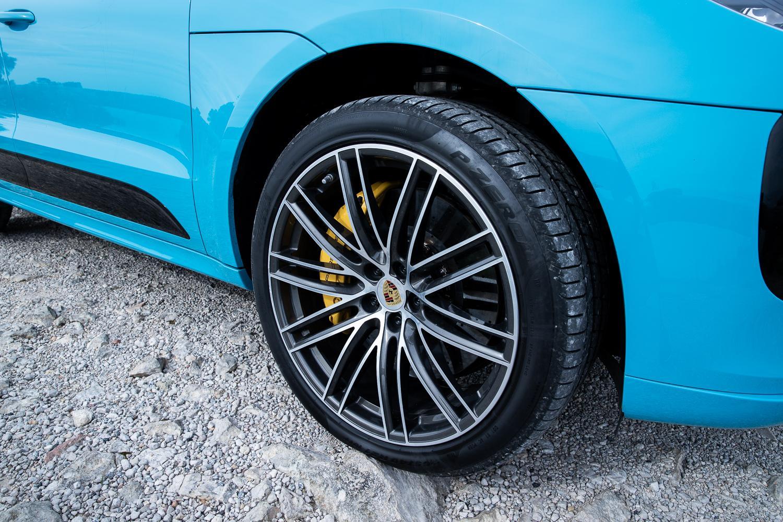 felga Porsche Macan S