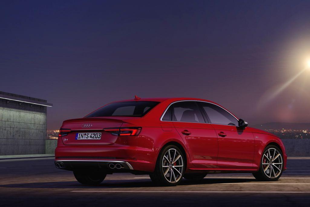 Audi S4 Sedan / Avant TDI (2019) - Galerie prasowe ...