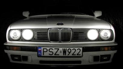 BMW Seria 3 E30 Coupe