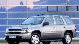 Chevrolet Trailblazer - lewy bok
