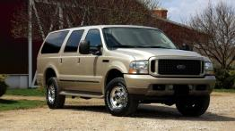 Ford Excursion 7.3 TD 4WD 238KM 175kW 2000-2005