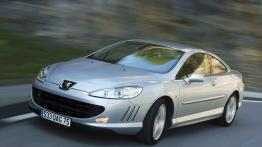 Peugeot 407 Coupe - bok - inne ujęcie