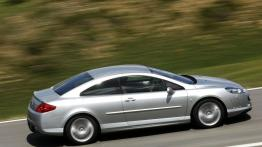 Peugeot 407 Coupe - prawy bok