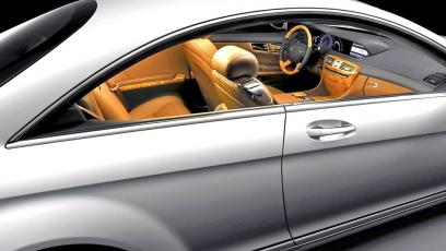 Mercedes CL W216 Coupe