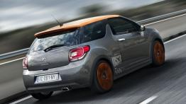Citroen DS3 Racing - widok z tyłu