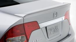 Honda Civic VIII Sedan - widok z tyłu