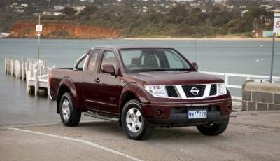 Nissan Navara III King Cab Facelifting