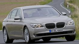 BMW Seria 7 F01 Sedan L Facelifting 730Ld 258KM 190kW 2012-2015