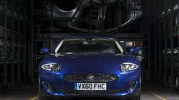 Jaguar XK II Coupe Facelifting 5.0 V8 550KM 405kW 2011-2015