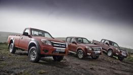 Ford Ranger IV Single Cab Facelifting 2.5 TDCi 143KM 105kW 2010-2012