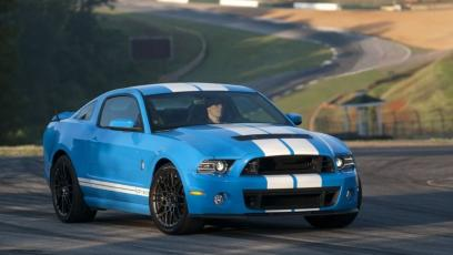 Ford Mustang Shelby GT500 Coupe 2013