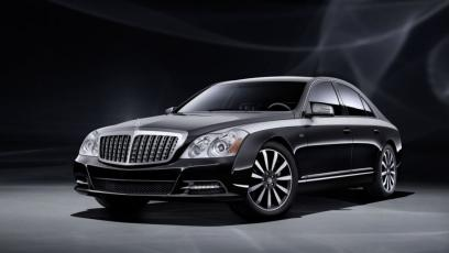Maybach 57 Facelifting
