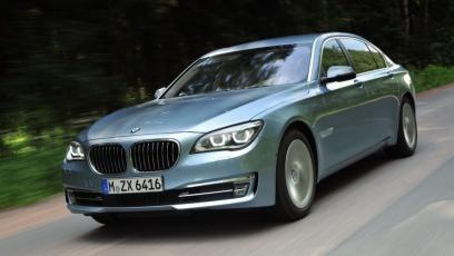 BMW Seria 7 F01 Sedan L Facelifting