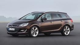 Opel Astra IV Sports Tourer Facelifting