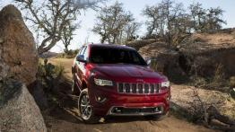 Jeep Grand Cherokee IV Facelifting