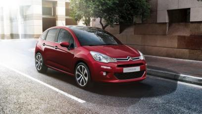 Citroen C3 II Facelifting (2013)
