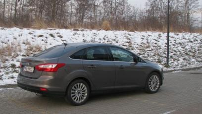 Ford Focus III Sedan