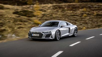 Audi R8 Coupe V10 RWD