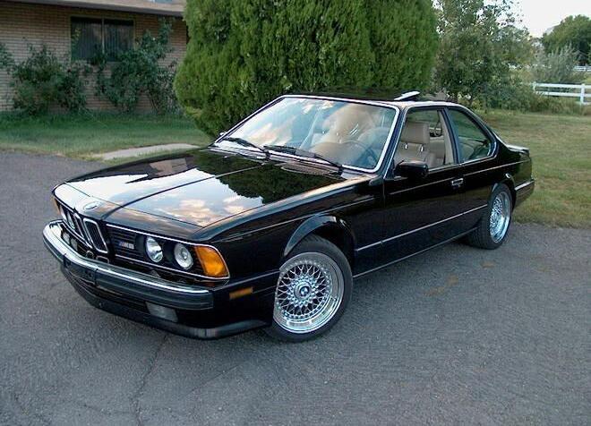 BMW Seria 6 E24 635 CSI 220KM 1986-1989 - dane, testy ...