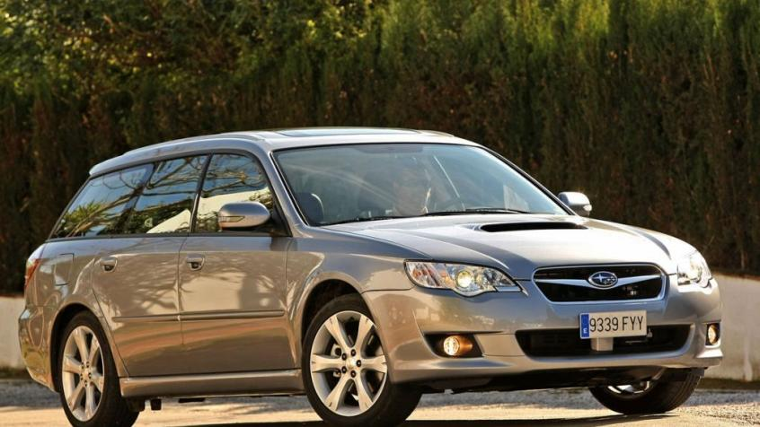 Subaru Legacy 2.5 Kokemuksia