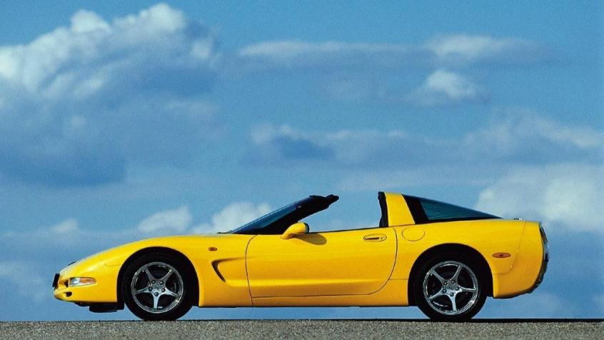 Chevrolet Corvette C5 Coupe