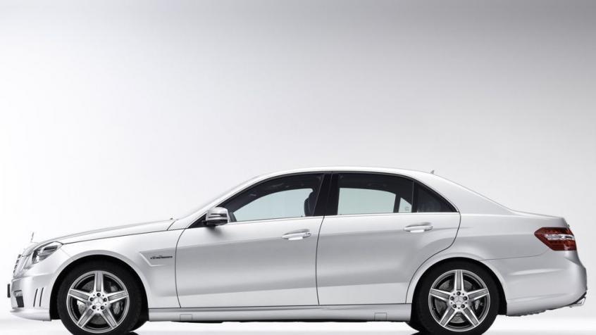 Mercedes Klasa E W212 Limuzyna