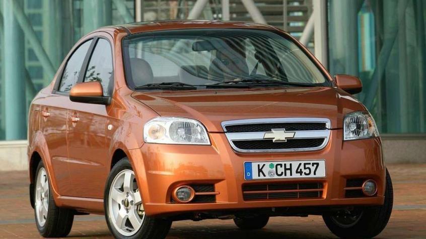 Chevrolet Aveo T250 3d 1 2 84km Galeria Redakcyjna Galerie