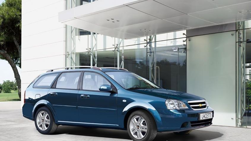 Chevrolet Lacetti Modele Dane Silniki Testy Autocentrum Pl