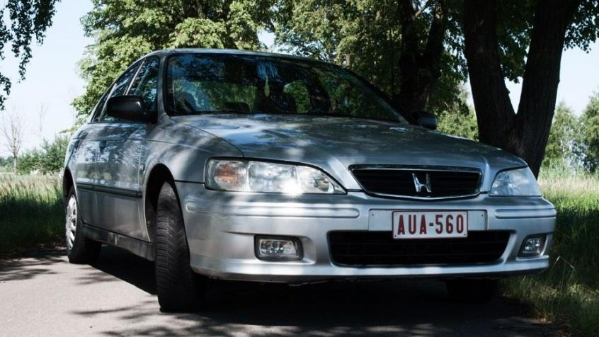 Honda Accord VI Sedan