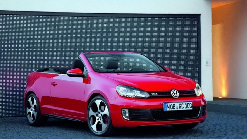 Volkswagen Golf VI Hatchback 5d