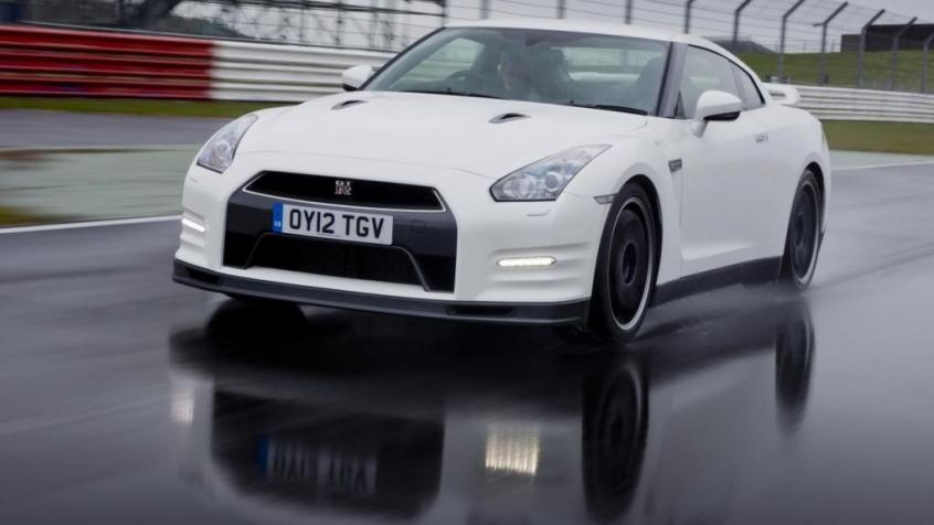 Nissan GT-R Coupe Facelifting 2016