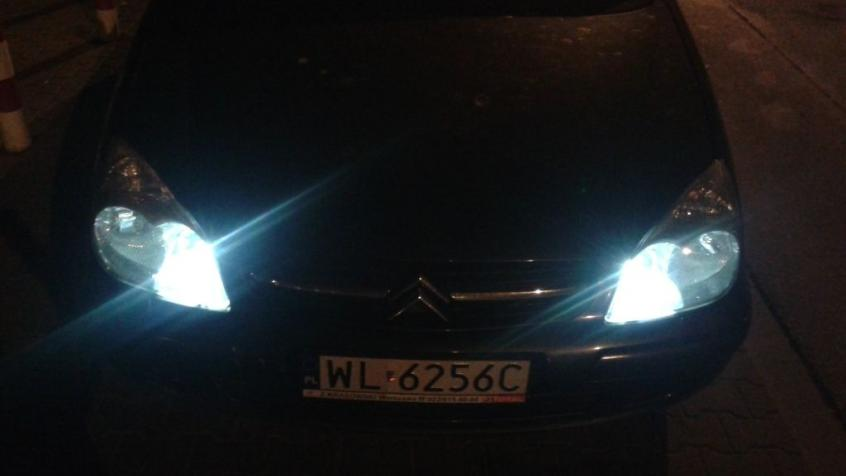 Citroen C5 I Hatchback