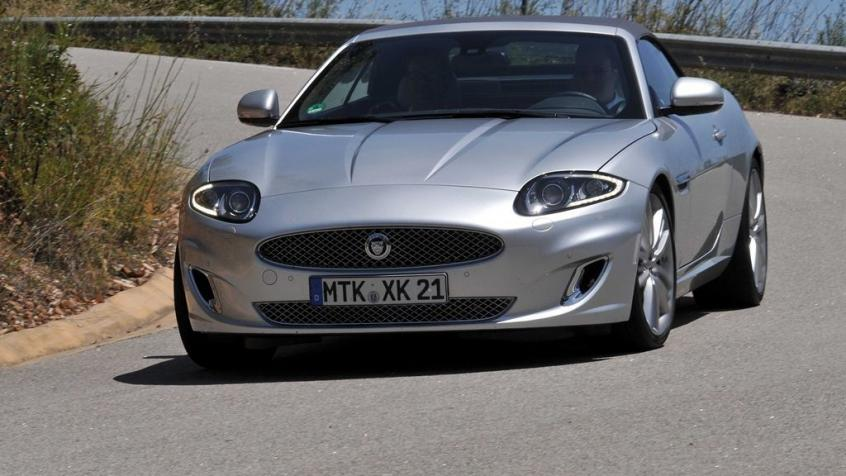Jaguar XK II Coupe Facelifting