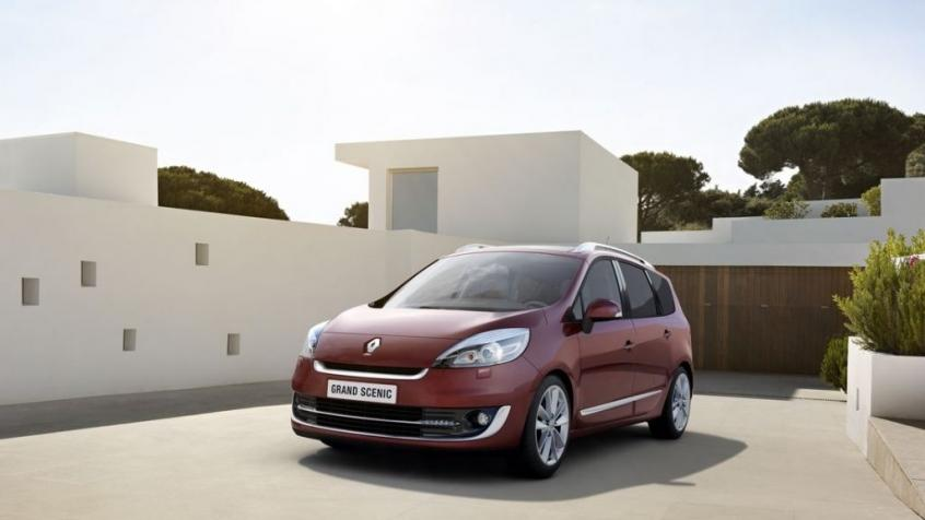 Renault Grand Scenic II Grand Scenic Facelifting