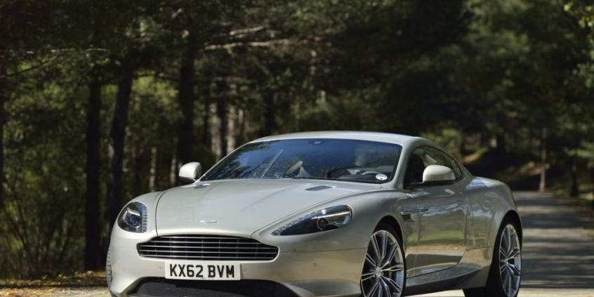 Aston Martin DB9 Facelifting Coupe