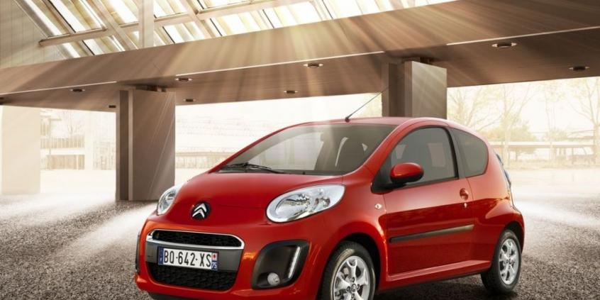 Citroen C1 Hatchback 3d Facelifting (2012)