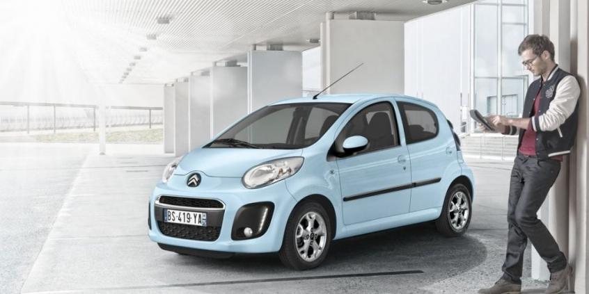 Citroen C1 Hatchback 5d Facelifting (2012)