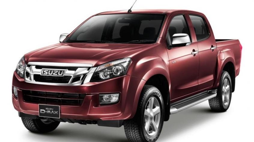 Isuzu D-Max II Extended Cab Facelifting