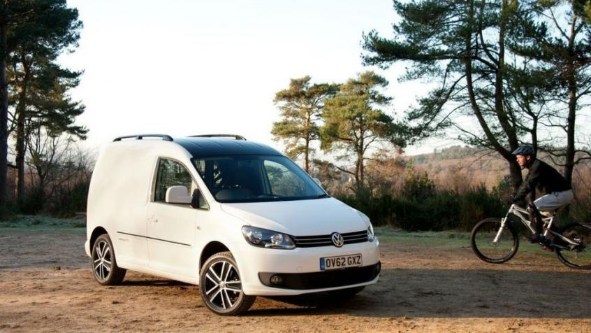 Volkswagen Caddy III Kombi Maxi Facelifting