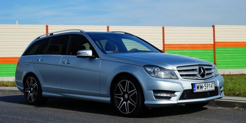 Mercedes Klasa C W204 Kombi Facelifting 180 BlueEFFICIENCY 156KM - galeria redakcyjna