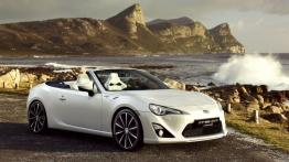 Toyota FT-86 Open Concept - prawy bok