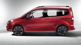 Ford Tourneo Courier (2013) - lewy bok