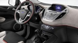 Ford Tourneo Courier (2013) - kokpit