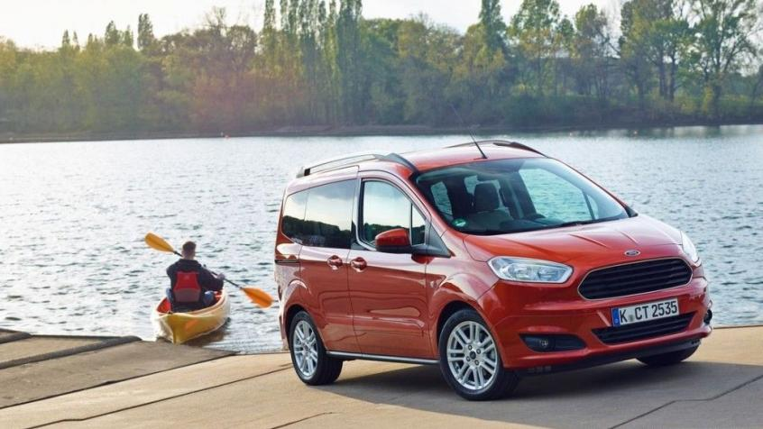 Ford Tourneo Courier Mikrovan
