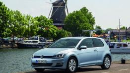 Volkswagen Golf VII TDI BlueMotion (2013) - lewy bok