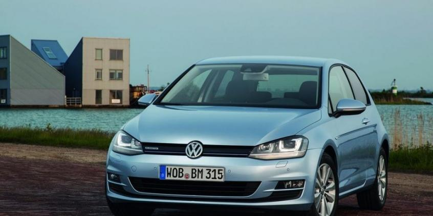 Volkswagen Golf VII TDI BlueMotion (2013)