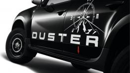 Dacia Duster Aventure Edition (2013) - emblemat boczny